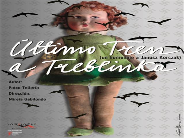 Teatro ambientado en el campo de concentración de Treblinka, humor y programación infantil para el fin de semana