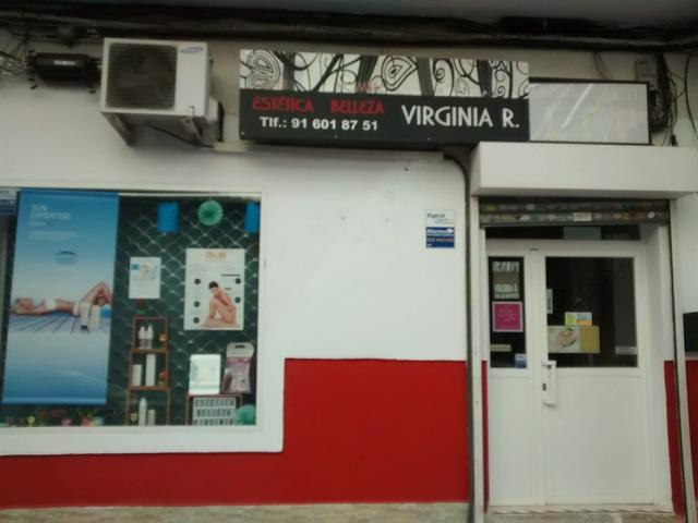 VIRGINIA, CENTRO DE ESTÉTICA EN GETAFE