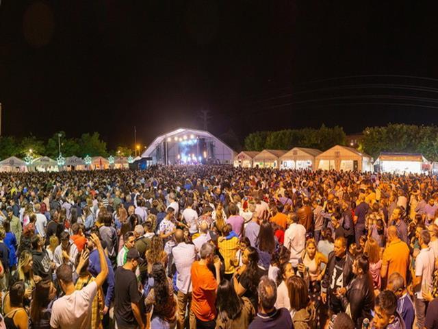 Miles de vecinos han disfrutado del primer fin de semana de Fiestas de Getafe