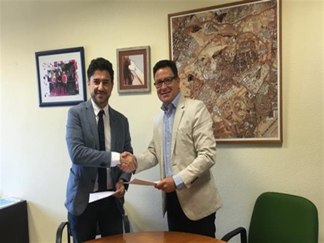 Continúa el trabajo de mejora de los polígonos industriales con el objetivo de impulsar la llegada de nuevas empresas a Leganés