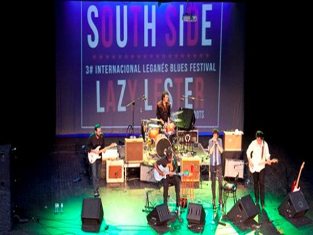Leganés acoge la V edición del South Side, el festival de música negra más auténtico de la temporada