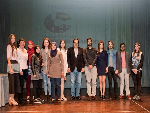 350 alumnos participan durante el curso en el Programa de Lengua y Cultura Española del Ayuntamiento de Leganés