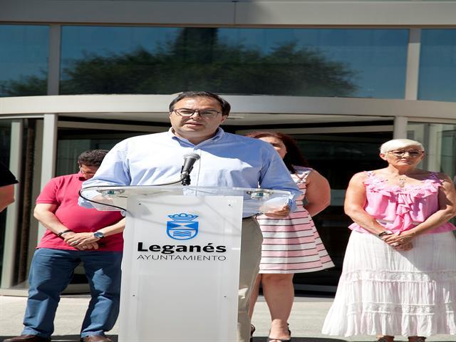 El Ayuntamiento de Leganés rinde homenaje a Miguel Ángel Blanco y de todas las víctimas del terrorismo