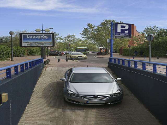 Los parkings de EMSULE tienen una ocupación media anual de 4,2 millones de minutos