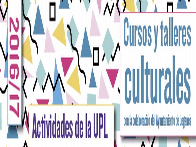 Los centros cívicos municipales ofrecen 163 Cursos y Talleres Culturales en el curso 2016/17