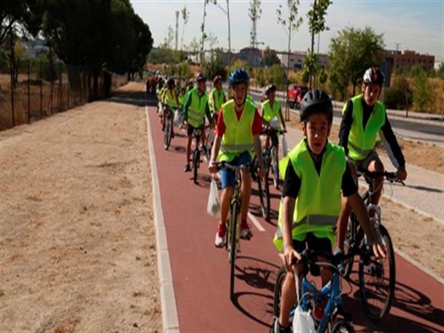 La Semana Europea de la Movilidad llenará de actividades saludables las calles