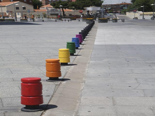 Leganés celebrará el Día del Orgullo LGTB con la pintada colectiva de una gran bandera arcoíris