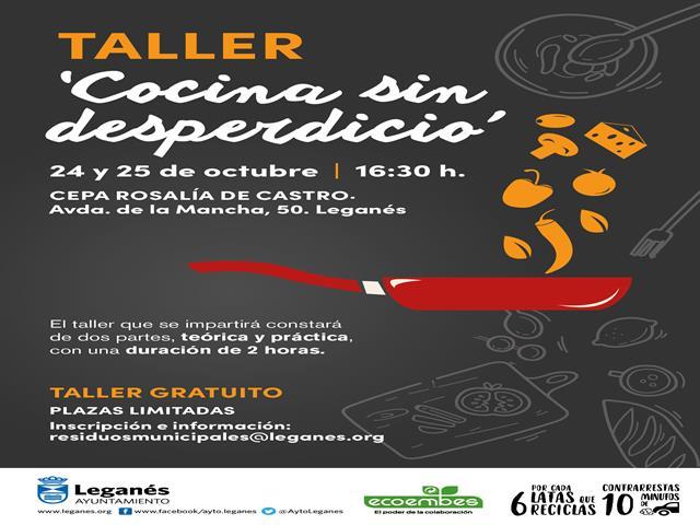 Ayuntamiento y Ecoembes desarrollan una campaña para concienciar a los leganenses sobre la recogida selectiva de residuos