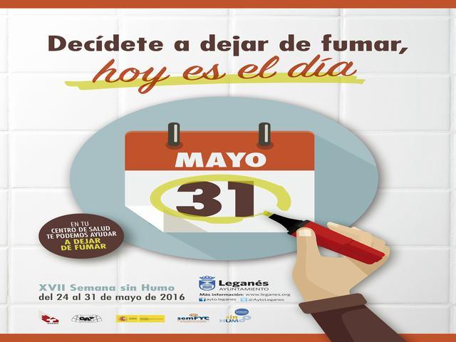 El Ayuntamiento de Leganés pone en marcha un programa de prevención del consumo de tabaco y drogas en el que participarán 750 escolares