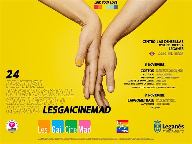 Leganés, sede por cuarto año consecutivo del Festival Internacional de cine 'LesGaiCinemad'