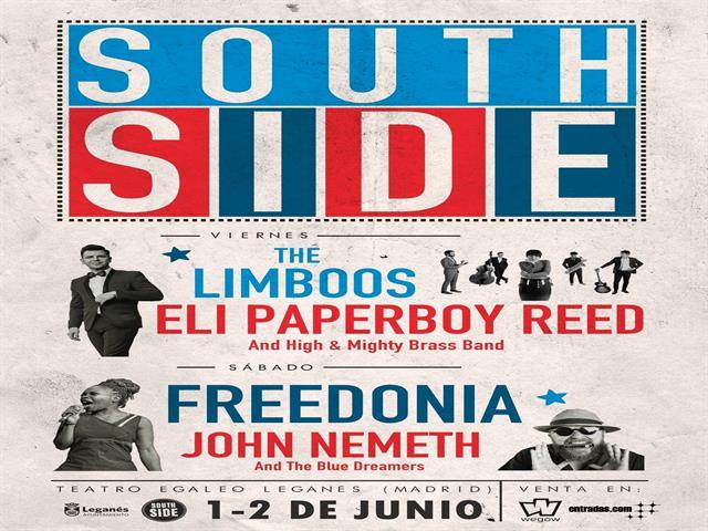 Cuenta atrás para el Festival South Side, que trae a Leganés la mejor música negra nacional e internacional