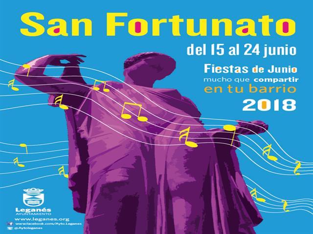 Las Fiestas de La Fortuna arrancan el próximo viernes 15 con Antonio Carmona y Modestia Aparte como estrellas de la programación