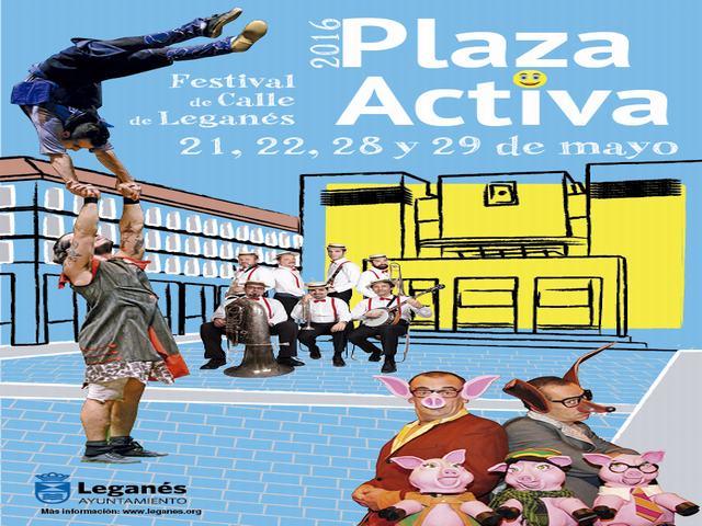 El Ayuntamiento saca la cultura a las calles de Leganés con 28 actividades los dos próximos fines de semana