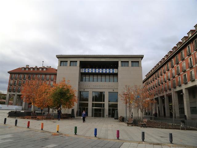 El Ayuntamiento de Leganés mostrará su compromiso con la naturaleza apagando la Casa Consistorial, Plaza de España y Casa del Reloj durante la 'Hora del Planeta'