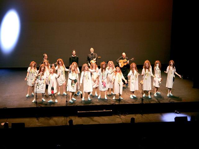 Los festivales de chirigotas de Leganés completan el aforo del Auditorio Padre Soler y el teatro Tierno Galván
