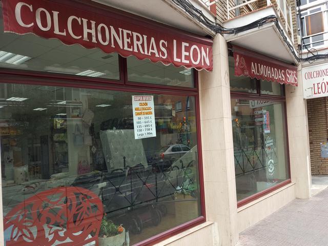 COLCHONERIAS LEON