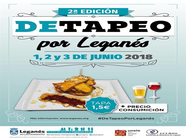 DE TAPEO POR LEGANES