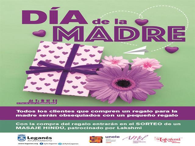 El Día de la Madre llega con grandes ofertas a los comercios de Leganés