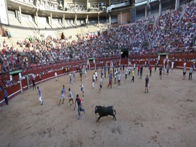 6500 PERSONAS PARTICIPAN EN EL SEGUNDO ENCIERRO