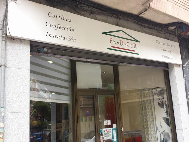 ENDECOR, CORTINAS, TIENDA DE DECORACION,