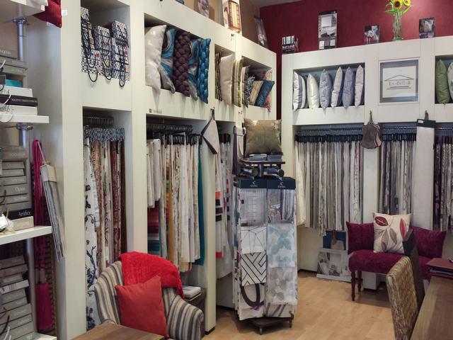Endecor cortinas tienda de decoracion legan s - Tiendas de cortinas online ...