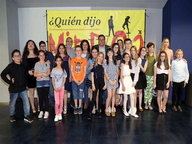 Abierto el plazo de inscripción para los talleres municipales de cine para niñas, niños y adolescentes