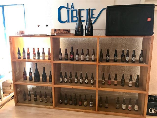 La Cibeles, la cerveza artesana de Leganés que se exporta a decenas de países
