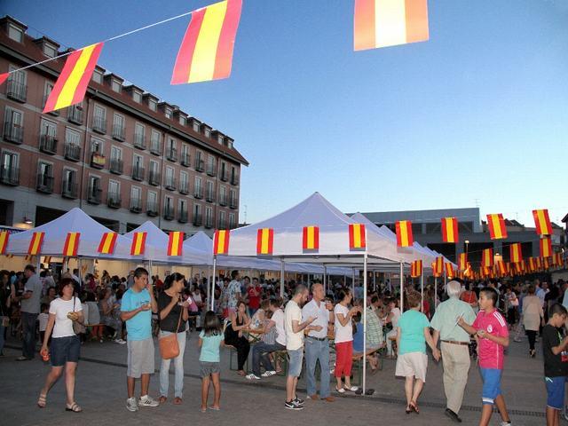 20 establecimientos de Leganés participarán del 8 al 11 de septiembre en la IV Feria de la Tapa