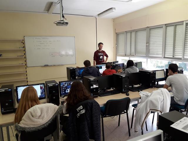 Jóvenes de Leganés ampliarán sus opciones de encontrar trabajo con dos nuevos cursos formativos