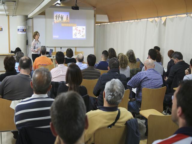 22 entidades deportivas participan en el curso formativo para directivos puesto en marcha por el Ayuntamiento de Leganés