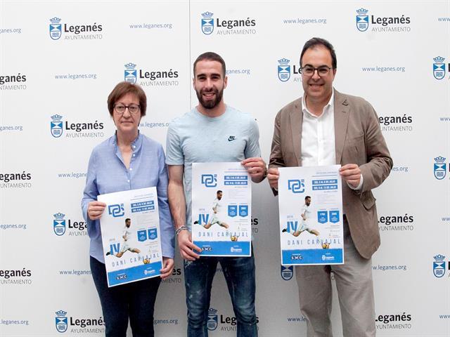 El alcalde Santiago Llorente propondrá a Dani Carvajal como Hijo Predilecto de Leganés