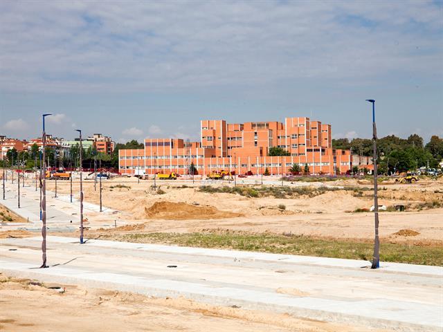 Luz verde a las dos nuevas rotondas que darán acceso al Hospital Severo Ochoa