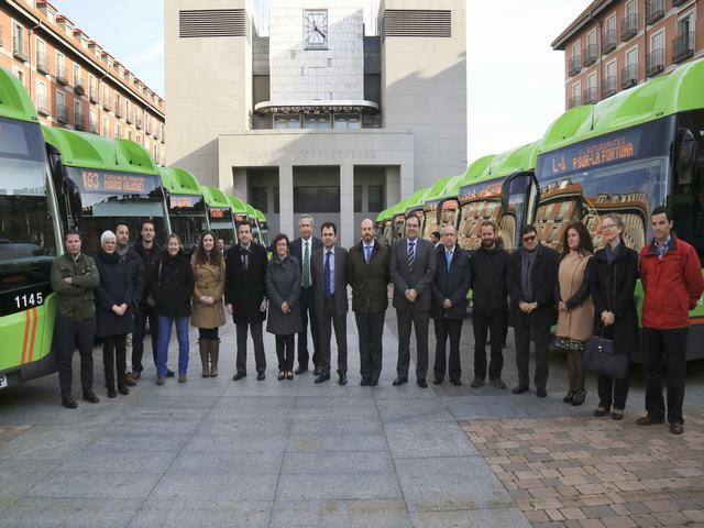 La línea 486 dará servicio al barrio de Poza del Agua y la 482 ampliará su recorrido en Arroyo Culebro