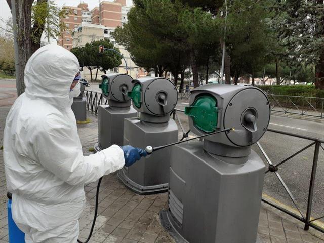El Ayuntamiento de Leganés anuncia un plan con nuevas medidas para evitar la propagación del Coronavirus en la ciudad