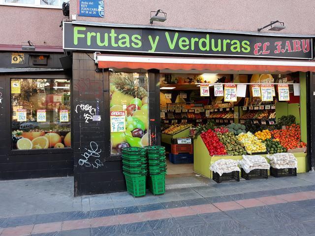 FRUTAS Y VERDURAS, EL FARY,