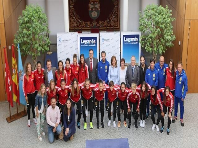 El partido internacional de fútbol femenino España-Finlandia se disputará en el estadio municipal de Butarque