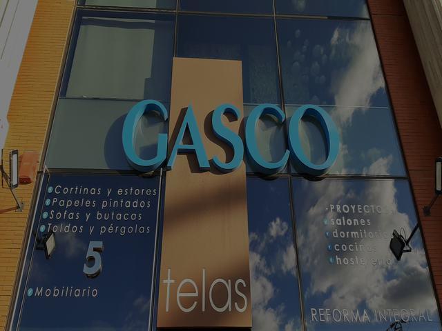 GASCO TELAS Y MUEBLES