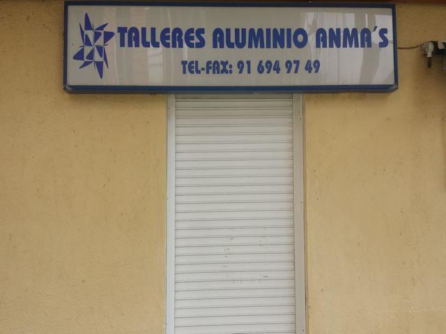 CARPINTERIA DE ALUMINIO, PVC,