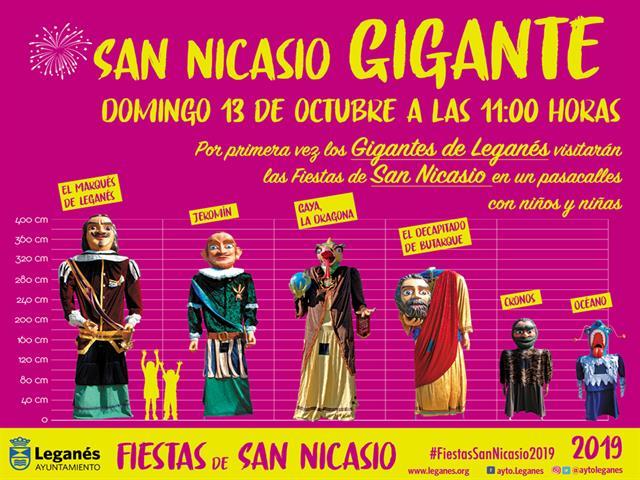 FIESTAS DE SAN NICASIO