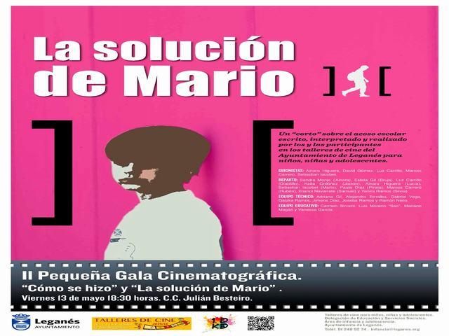 Este viernes se estrena el corto sobre el acoso escolar realizado por jóvenes de los talleres de cine del Ayuntamiento de Leganés