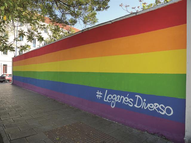 El Ayuntamiento reivindica la tolerancia y diversidad de Leganés en el Día Internacional de la Visibilidad Trans