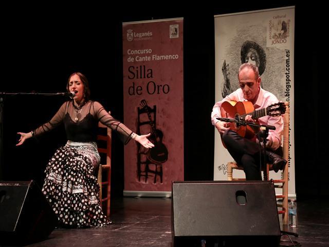 María del Carmen González se alza con la Silla de Oro en el 25 aniversario del prestigioso certamen de cante flamenco de La Fortuna