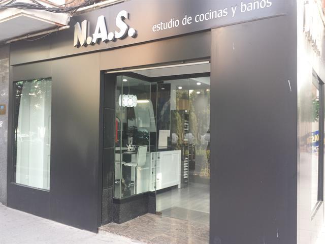 N.A.S. COCINAS, ESTUDIO DE COCINAS Y BAÑOS,