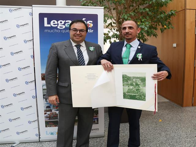 El alcalde recuerda la impronta cultural y social de los andaluces de Leganés en la celebración del Día de Andalucía