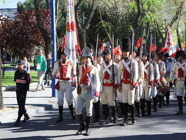 Leganés se prepara para celebrar el Día de las Mayas y el tradicional homenaje a los Hermanos Rejón