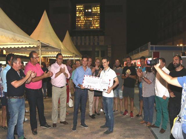 Los hosteleros locales sirvieron más de 60.000 tapas en el IV Concurso de la Tapa de Leganés