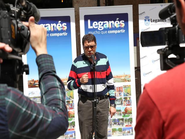 El Ayuntamiento programa 22 espectáculos culturales en las calles de Leganés los días 20, 21, 27 y 28 de este mes