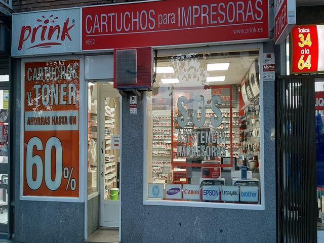 CARTUCHOS DE CALIDAD, CARTUCHOS CON GARANTIA,