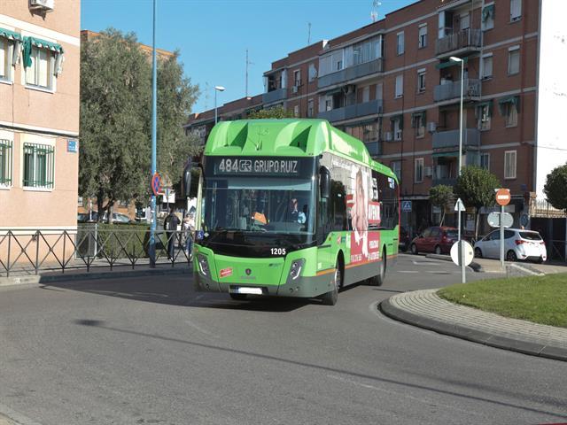 Las paradas a demanda en los autobuses nocturnos de Leganés son una realidad desde el pasado lunes
