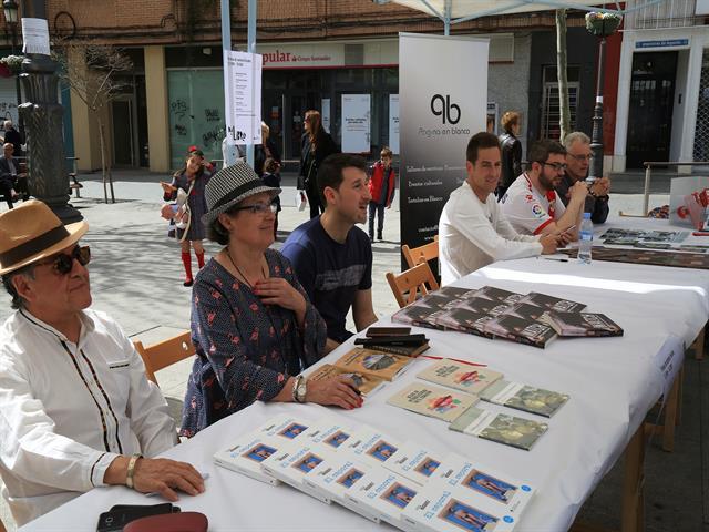 Leganés celebra desde hoy el Día del Libro en las Bibliotecas municipales antes del acto principal del sábado en Plaza España